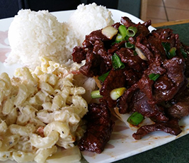 Hawaiian BBQ Mix